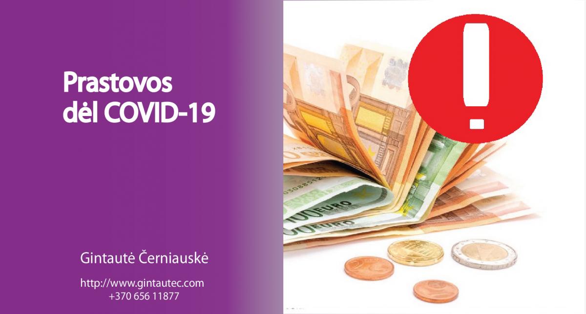 Verslas Covid -19